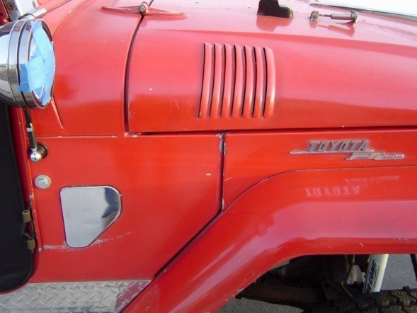 1964 TOYOTA LHD FJ40 CUSTOM V8 4 SPD