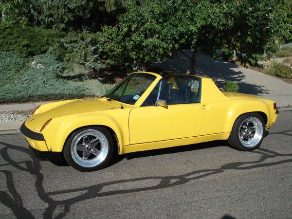1973 Porsche 914-8 RENEGADE 300hp!