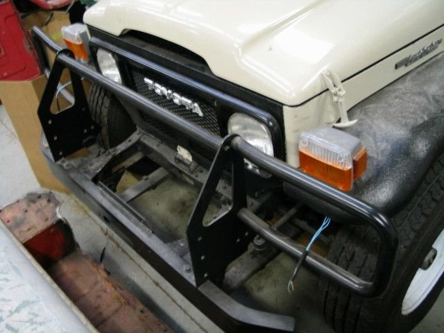 1980 TOYOTA LHD FJ40 STOCK WITH UPGRADES