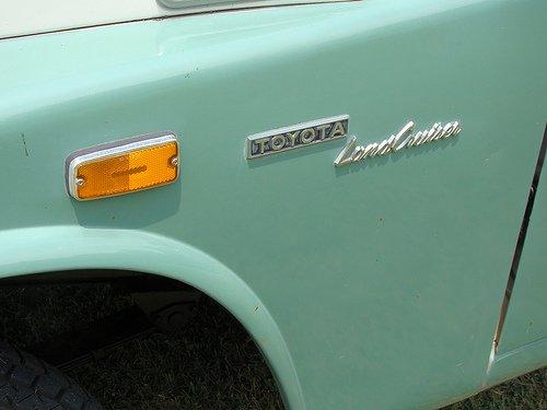 1972 Toyota FJ55 4 DOOR WAGON