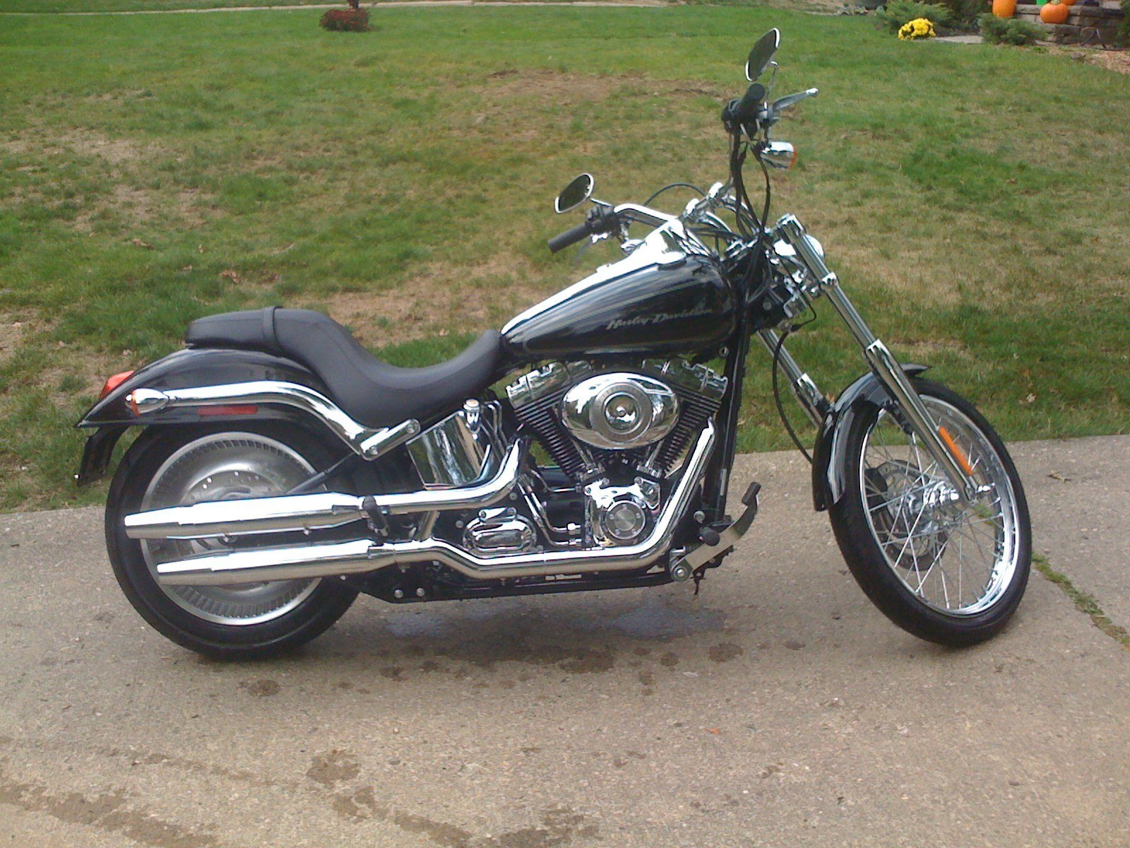 2007 Harley-Davidson Softtail Deuce