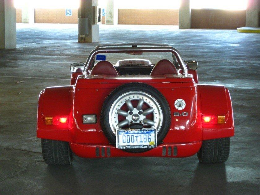 2001 1965 LOTUS WESTFIELD SUPER 7 V8