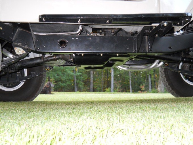 1979 Toyota BODY OFF RESTORATION FJ40
