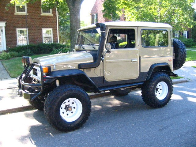 1979/67 OUTBACK Toyota FJ40 BEST-OF-BREED