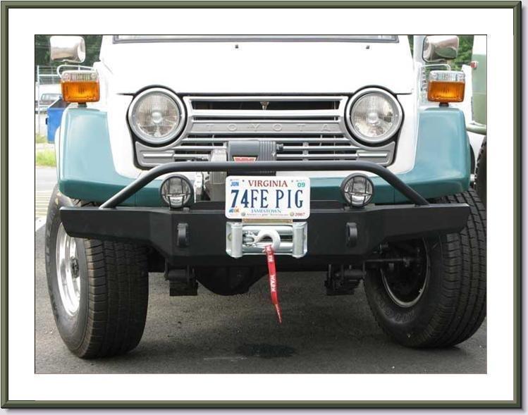 1974 TOYOTA LHD MEGA FJ55 4 DOOR V8 INJECTED