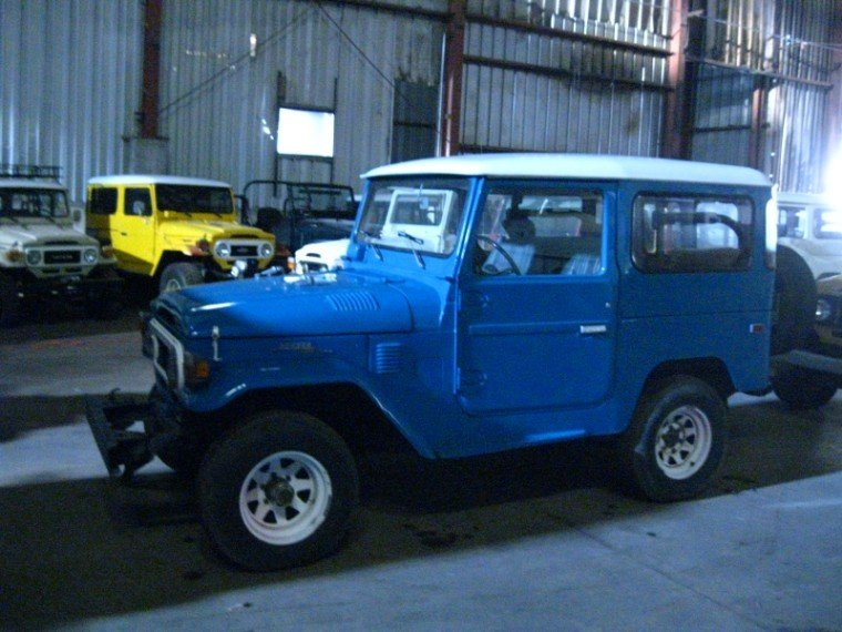 1975 Toyota FJ40 ONE OWNER