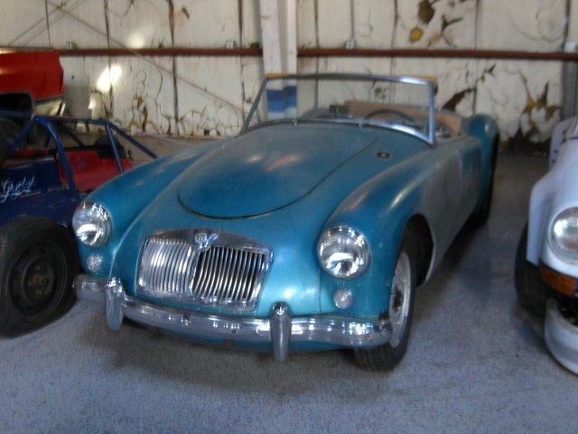 1959 MGA 1600 Convertible