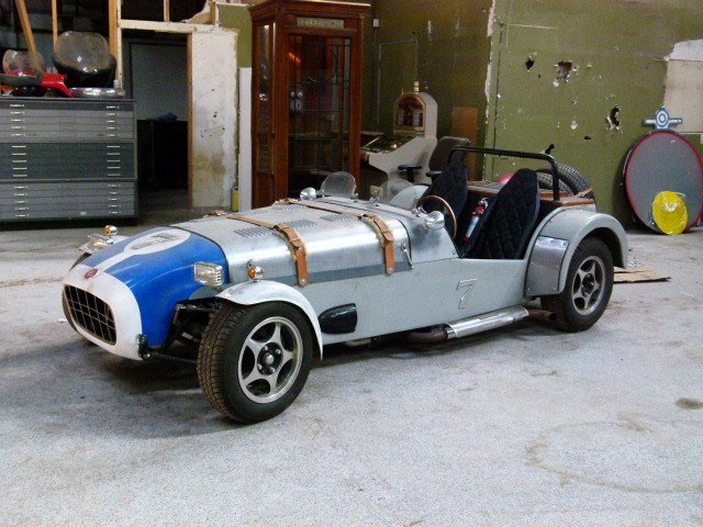 1965 Lotus SUPER 7