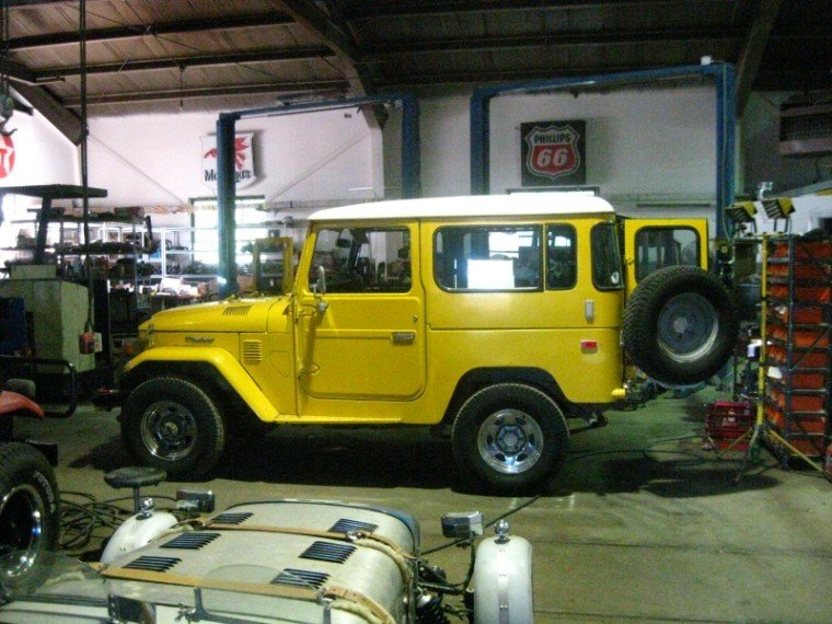 1983 Toyota LHD BJ42 LOADED PS