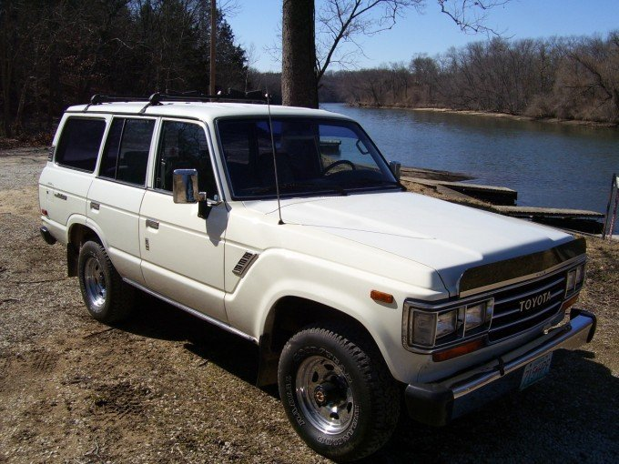 1988 Toyota FJ62 Land Cruiser Wagon