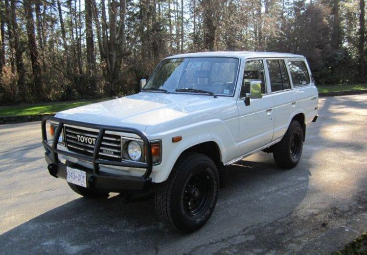 1986 TOYOTA HJ60 TURBO LOWEST MILE EXAMPLE IN THE WORLD