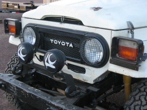 1977 Toyota FJ40 Street & Trail Truck