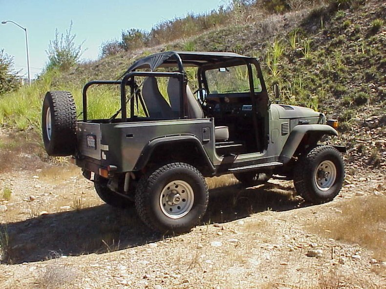 1979/70 Toyota CUSTOM FJ40 ROAD/OFFROAD Built