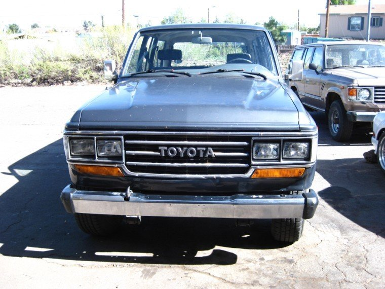 1989 Toyota FJ62 Wagon Automatic