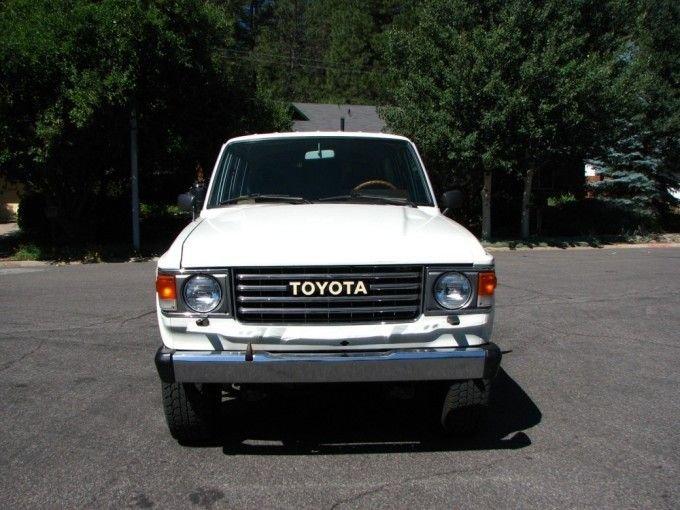 1984 Toyota FJ60 ORIGINAL