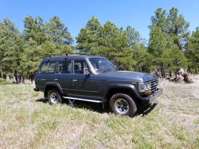 1989/80 Toyota HJ61 VX TOP OF THE LINE!