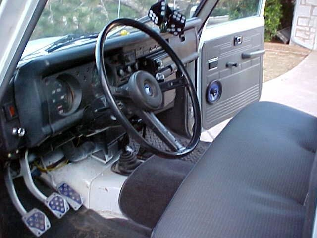1979 Toyota FJ55