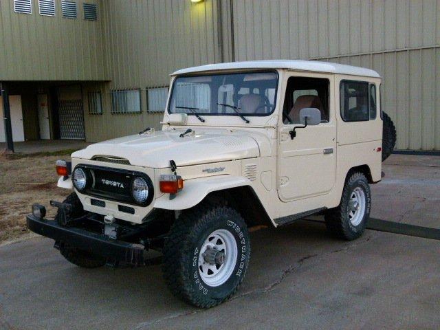 1978 Toyota FJ40 LOW MILES 2 OWNER