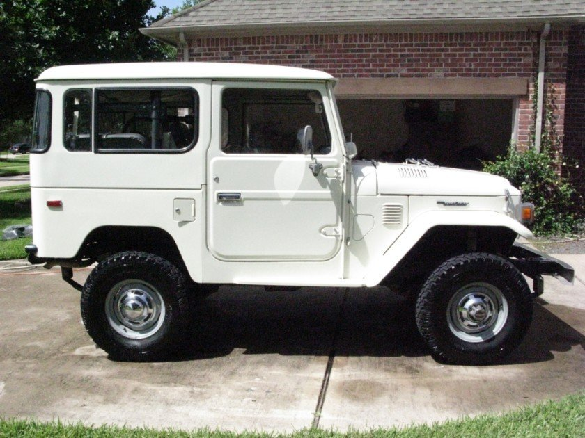 1979 TOYOTA ORIGINAL TLC FJ40 BEAUTIFUL!