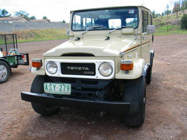 1980 Toyota BJ40 LOADED - POWER STEERING & AIR CONDITIONING