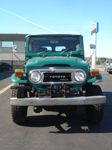1978 Toyota BJ40 2B upgrade Convertible