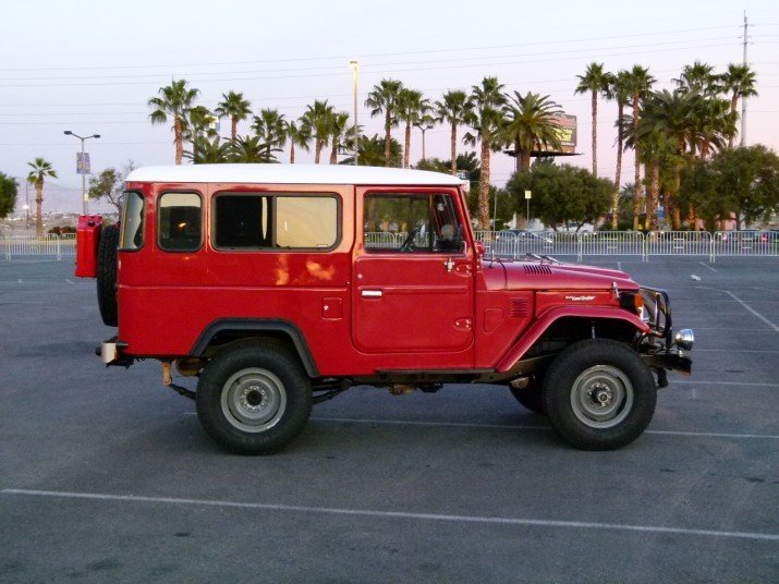 1982 Toyota IMPORTED FJ43 BODY OFF RESTORATION WITH MODERN TUR