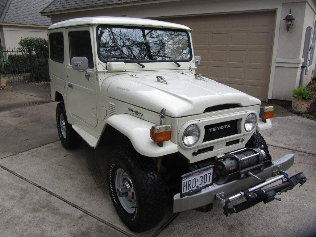 1977 Toyota ORIGINAL EXTREMELY CLEAN & RUST FREE, SCARCE