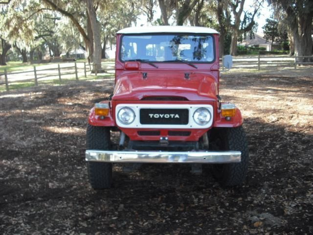 1982 Toyota FJ40 RESTORED LOADED