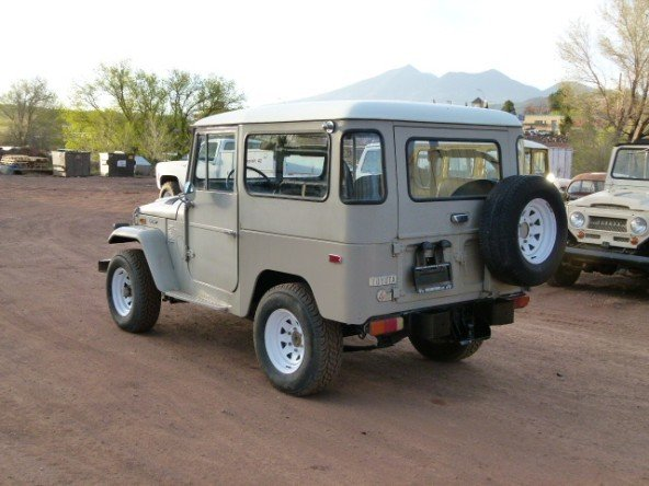 1974 Toyota FJ40 STOCK RUST FREE ALL ORIGINAL