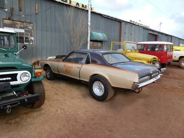1967 Mercury COUGAR DRAG RACE CAR 429