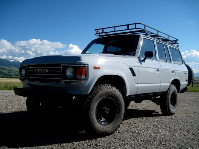 1985 Toyota FJ60 CUSTOM V8 CONVERSION 300hp