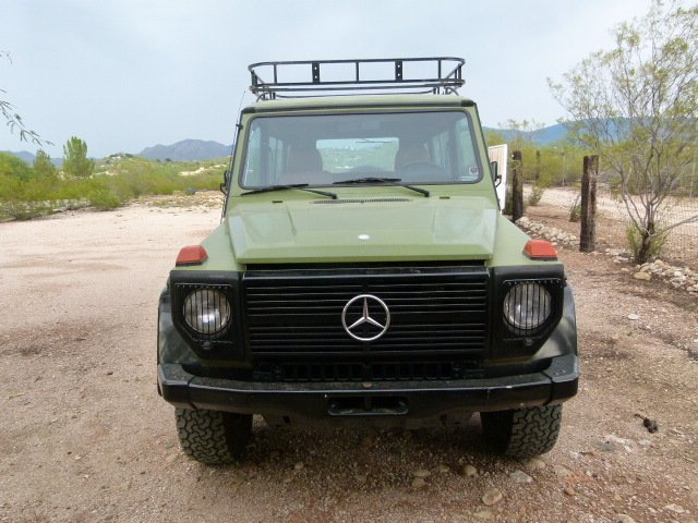 1983 MERCEDES BENZ G-WAGON FACTORY 4x4 LOADED