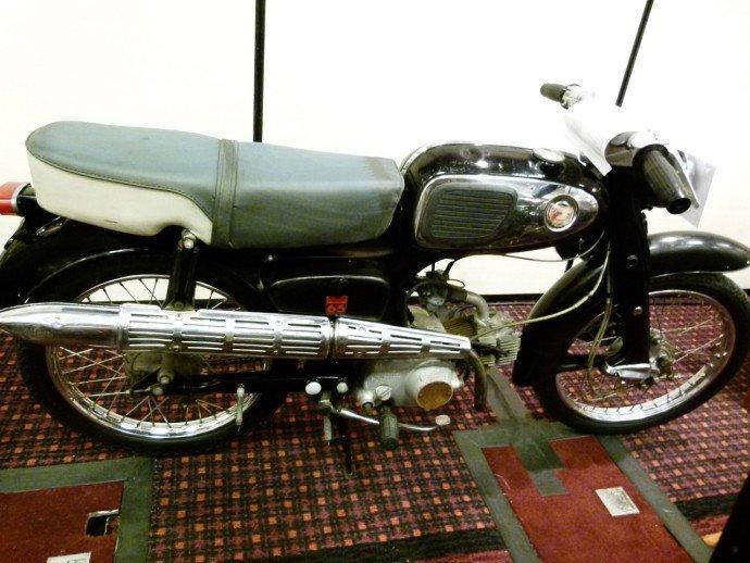 1966 Honda S65