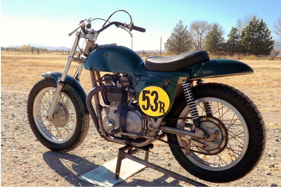 1971 Rickman Matisse 750cc Triumph Twin (100hp)