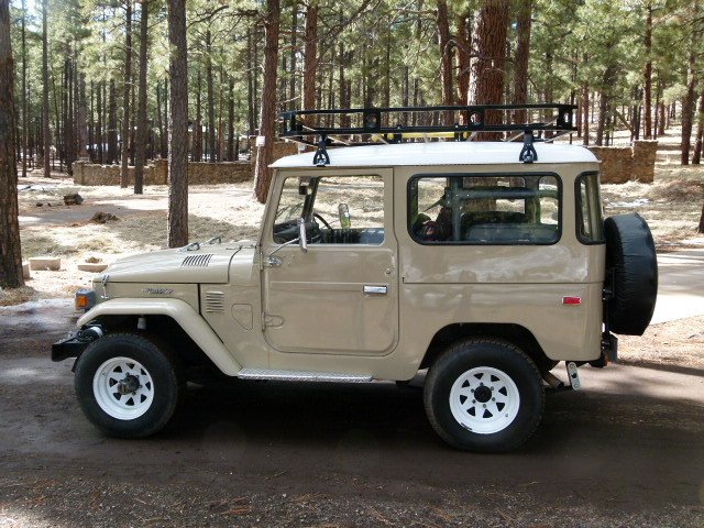 1977 Toyota FJ40 RESTORED ORIGINAL LOW MILES PERFECT