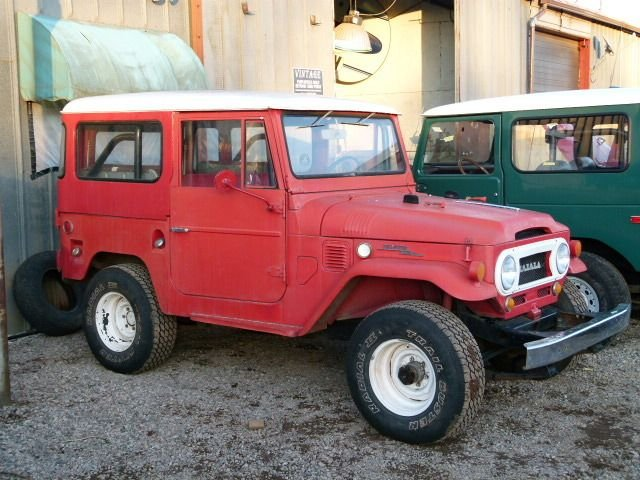 1967 Toyota FJ40 ORIGINAL RUST FREE ONE OWNER JUST SERVICED
