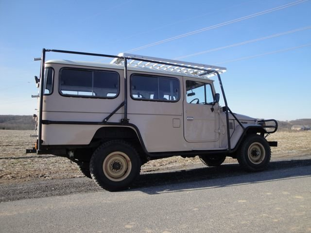 1980 Toyota HJ45 TROOPY OUTSTANDING MACHINE
