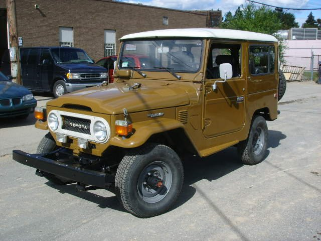 1977 Toyota FJ40 ORIGINAL BEAUTIFUL
