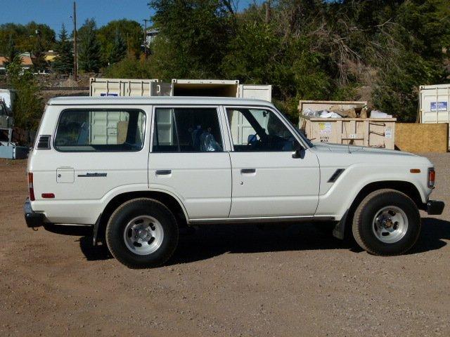 1985 Toyota FJ60 ALL ORIGINAL 1 CA OWNER RUST FREE LOADED