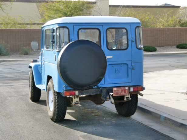 1980 Toyota FJ40 ALL ORIGINAL - LOADED POWER STEERING!