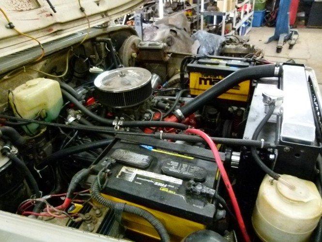 1967 Toyota FJ40 CUSTOM V8 MEGA CRUISER - LOADED