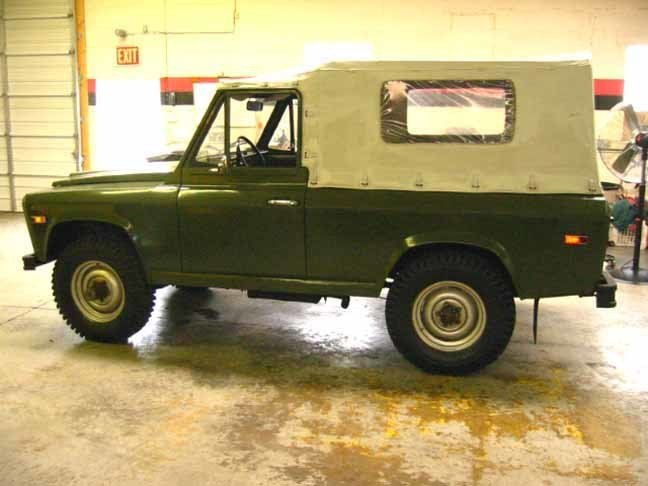 1978 ROMANIAN ARO JEEP 24 Military Landrover
