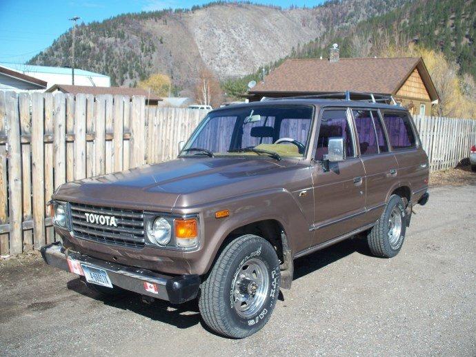 1986 Toyota HJ60 4 DOOR DIESEL 25mpg Bio Diesel!