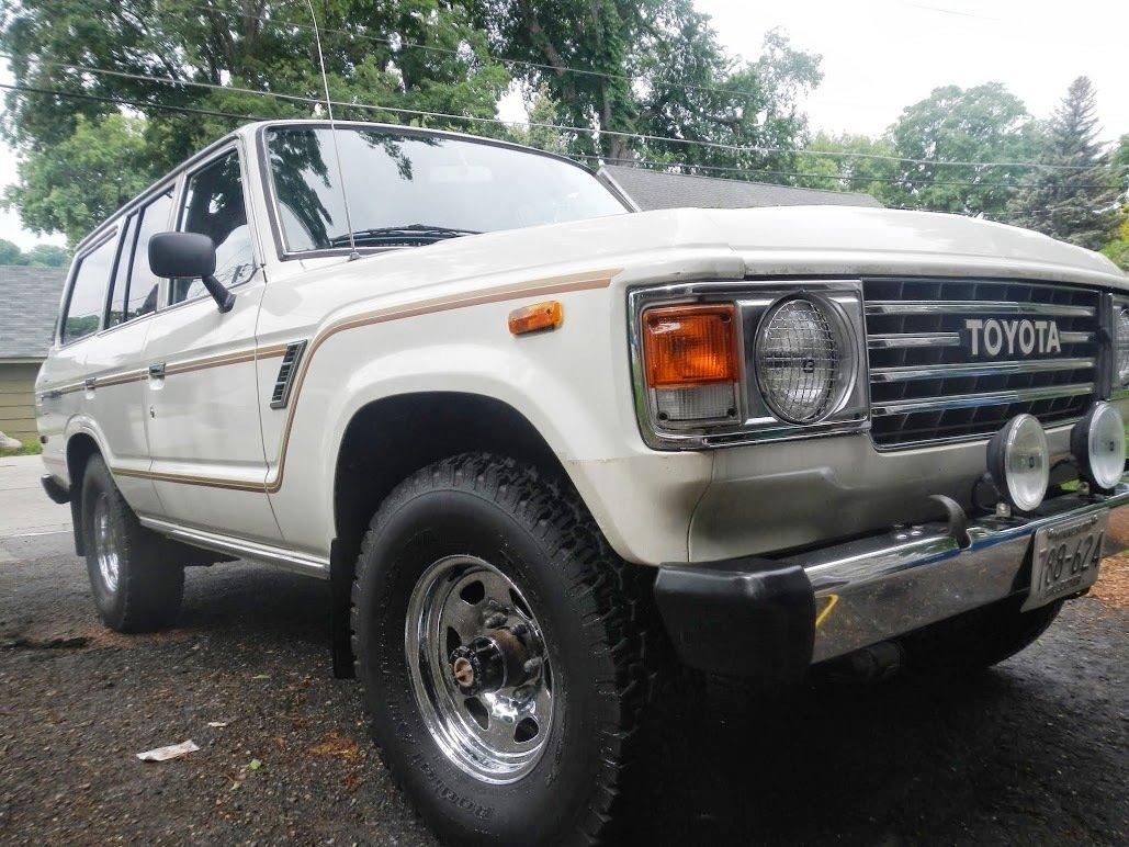 1983 Toyota FJ60 LOW MILE ORIGINAL ONE OWNER