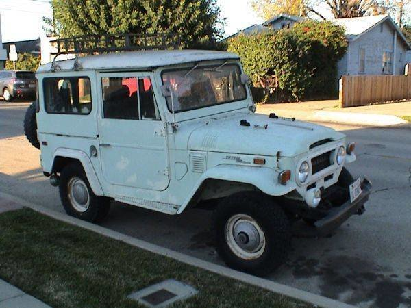 1973 Toyota FJ40 Beautiful all original low miles