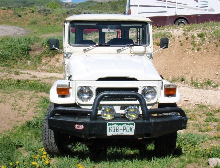 1984 Toyota BJ42 RHD LAST YEAR LOADED 5 SPEED PS