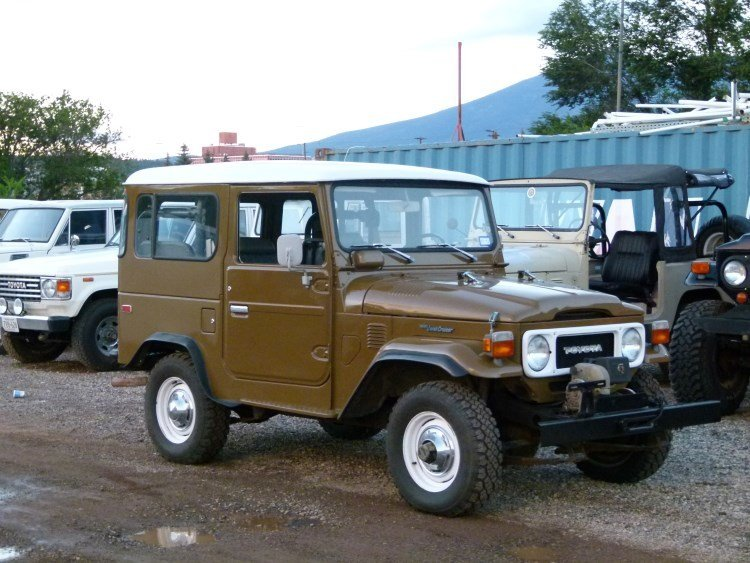 1979 Toyota Beautiful Original Condition FJ40