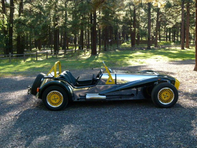 1974 Lotus Super 7 Vintage original looks wiht modern mechani