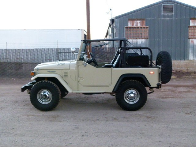 1981 Toyota RESTORED ORIGINAL CONVERTIBLE LOADED