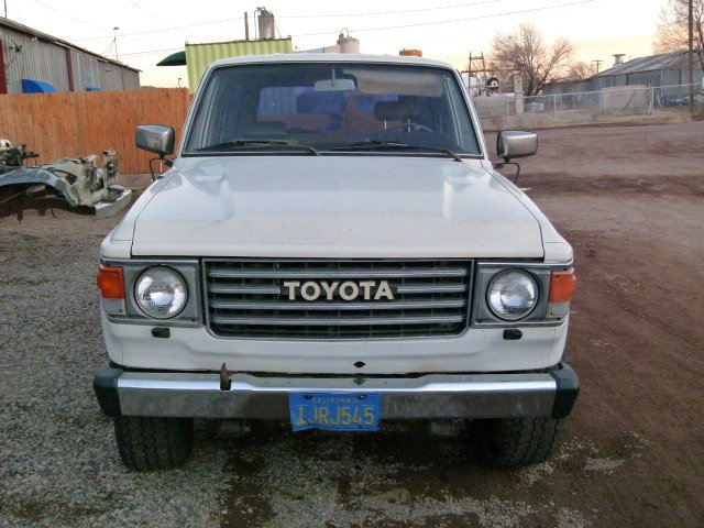 1984 Toyota STOCK ORIGINAL FJ60 LOW MILES LOADED
